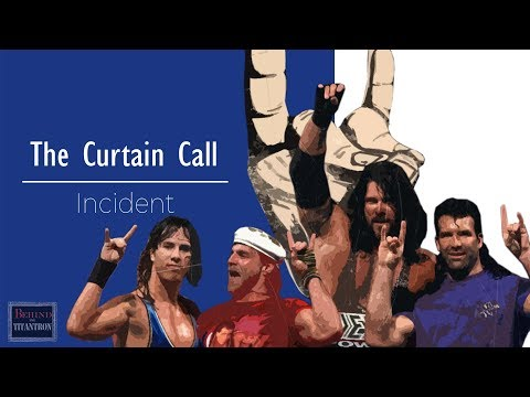 Behind The Titantron | The Curtain Call Incident | Episode 9