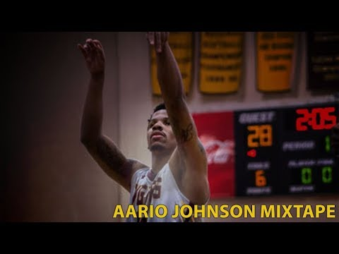 Hiwassee College AARIO JOHNSON Senior Mixtape