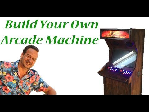 Build Your Own #RaspberryPi #Arcade Machine (3 of 3)