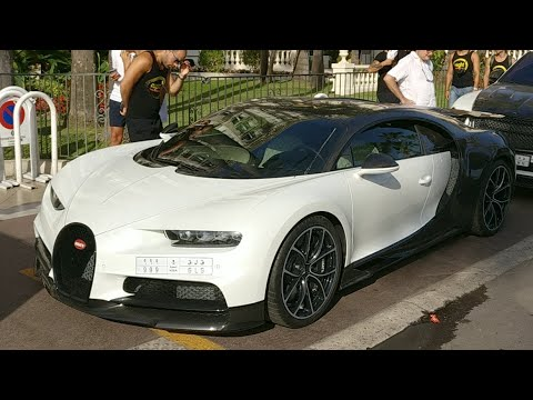 [LIVE] Cars Spotting Cannes !! ( Chiron )