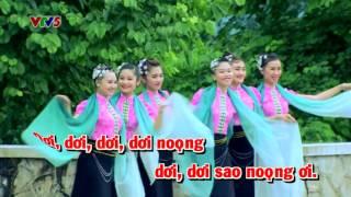[HD] Karaoke Về miền hoa Ban 2016 - st Huy Thông ( Karaoke by Kgmnc )