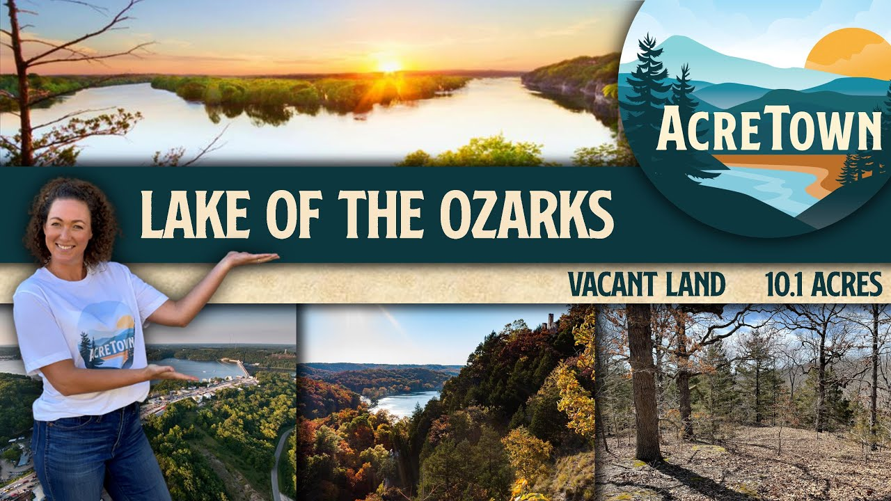 """Lake of the Ozarks Land For Sale 