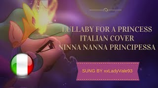 Lullaby For A Princess【♫Italian Cover♫】Ninna Nanna Principessa (ANIMATION)