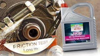 Thomas Philipps 5W40 Jak skutecznie olej chroni silnik?