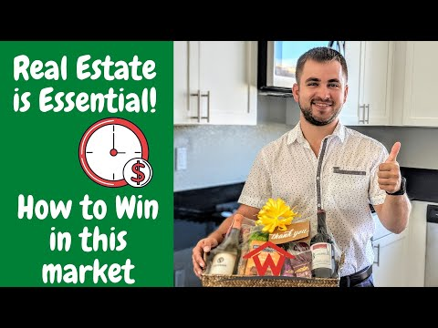 Real Estate is Essential and How To Win in This Market