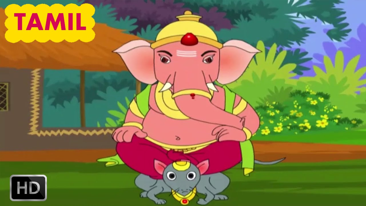 animated cartoons   rescue of the gods   tamil kids stories   youtube