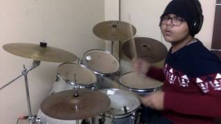 Drum Cover -JUST GO TO HELL DIL – Dear Zindagi