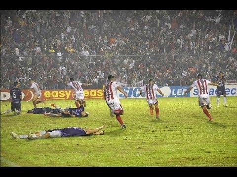 """(Relato Emocionante) San Martín de Tucumán 3-3 Villa Dalmine Reducido """"B"""" Nacional"""