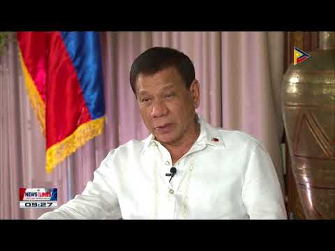 President Duterte bares new evidence of alleged Trillanes bank accounts