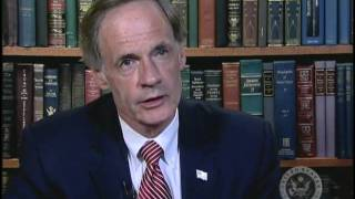 Senator Tom Carper Discusses Russia