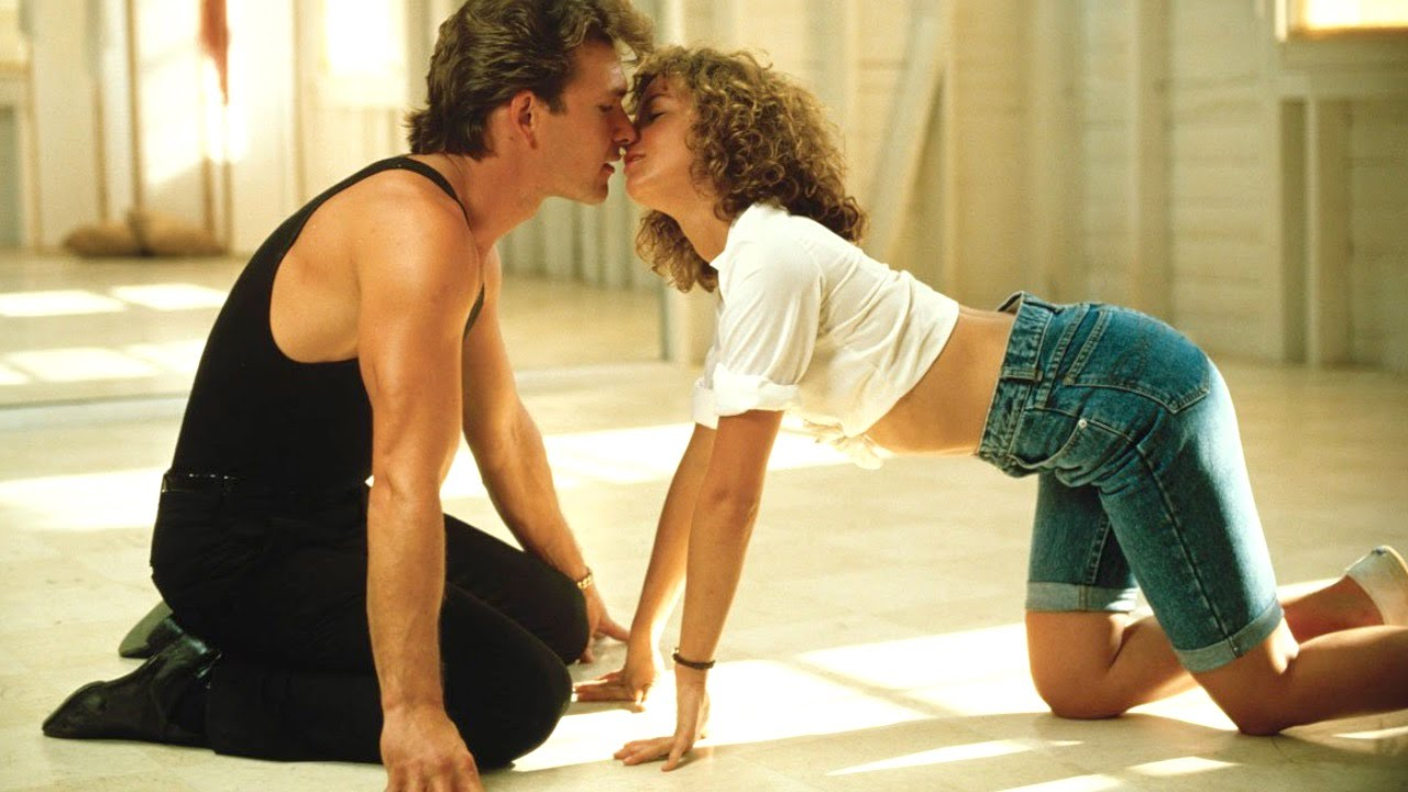Top 10 parejas rom nticas en pel culas youtube Kellermans dirty dancing