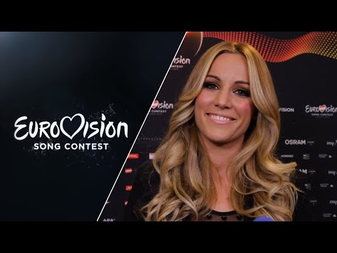 Edurne Sings A Part Of Amancer Unplugged (Spain)