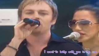 Savage Garden Truly Madly Deeply  (live) subtitulos ing-esp
