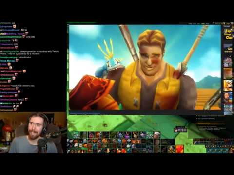 asmongold-reacts-to-captain-grim-machinima's-to-hype-up-the-release-of-wow-classic