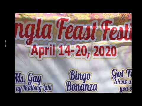 Brgy. Langla Feast Festival