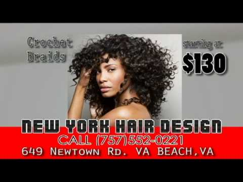 NY Hair Design Virginia Beach VA