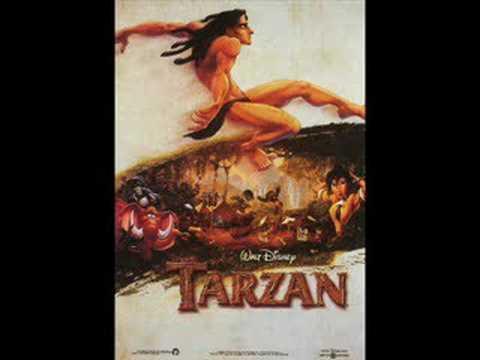 Phil Collins & Nsync - Trashin The Camp (Tarzan)