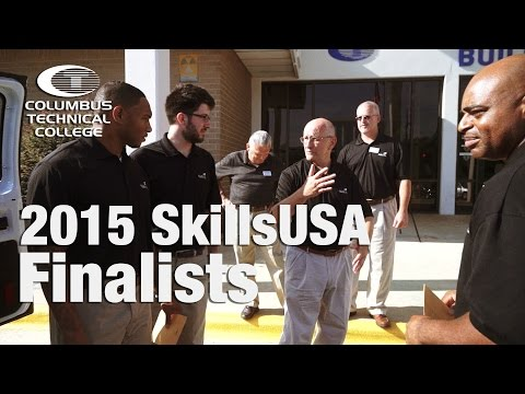 Columbus Technical College SkillsUSA Nationals Team
