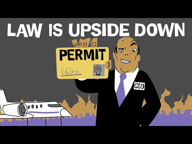 Stop Ecocide - The Law Is Upside Down (2019)