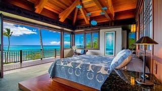 Serene and Custom Detailed Home in Makena, Hawaii