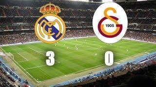 [HD] Real Madrid-Galatasaray 3-0 Champions League 2013