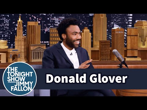 A Dog Bit Donald Glover's Butt on His First Hiking Trip