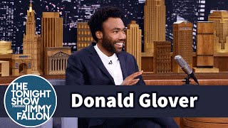how to dress like donald glover