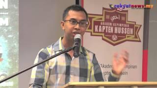 Syed Azmi Akui Program Sentuh Anjing 'Lari' Daripada Objektif