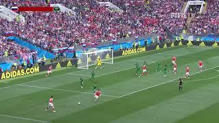 Russia v Saudi Arabia - 2018 FIFA World Cup Russia-Match