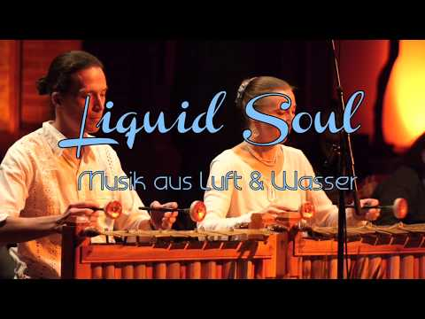 Bali Fusion Music with Gender Wayang - live in Berlin