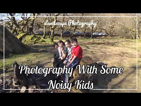 Landscape Photography...Llyn Dinas, Snowdonia (Vlog 22)