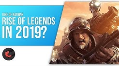 Should You Play Rise of Nations: Rise of Legends in 2019?