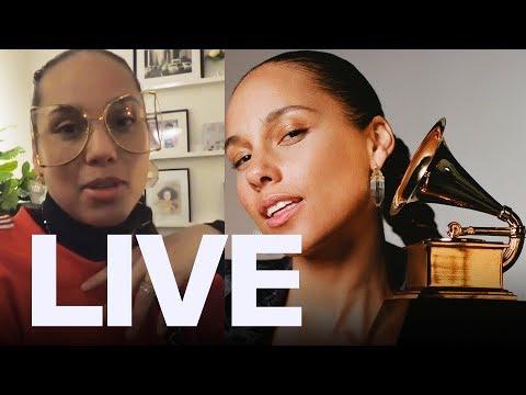Alicia Keys On Hosting The Grammys  | ET Canada LIVE