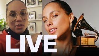 Alicia Keys On Hosting The Grammys    ET Canada LIVE