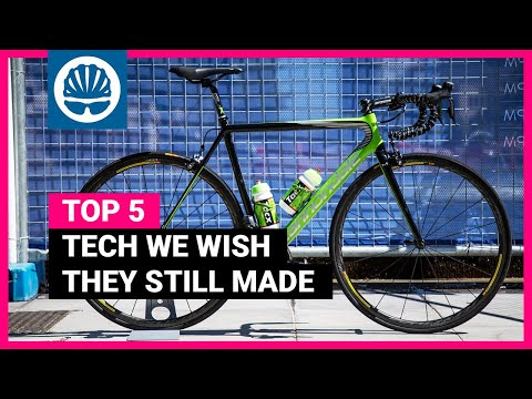 Top 5 | Iconic Bike Tech We Wish They Still Made