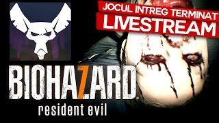 MAXINFINITE LIVESTREAM! Resident Evil 7 JOC NOU