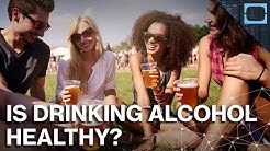 The Truth About Alcohol's Health Benefits