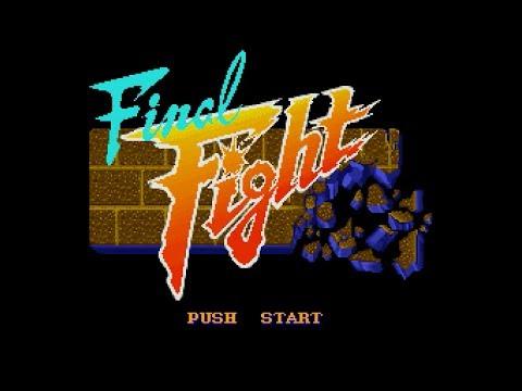 ファイナルファイト/FINAL FIGHT [SFC/SNES]