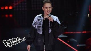 "Artur Wołk-Lewanowicz - ""Mgła"" - Live 3 - The Voice of Poland 8"