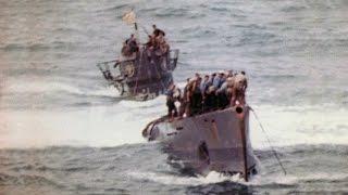 Нападение и захват: История подводной лодки U-505