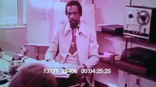 Eddie Kendricks Full Interview (1973) Rare Footage