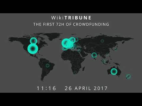 Download Animated data visualisation for WikiTribune campaign