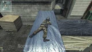 4# MW3 INFECTED EXPERT UNDERGROUND TUTORIAL!! (Hiding spots) Run for your lives!