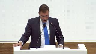 Das neue Polizeigesetz und ein klassischer grüner Widerspruch. Jens Ahrends, MdL (AfD)