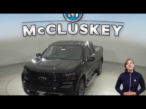 191775 - New, 2019, Chevrolet Silverado, 1500, RST, Test Drive, Review, For Sale -