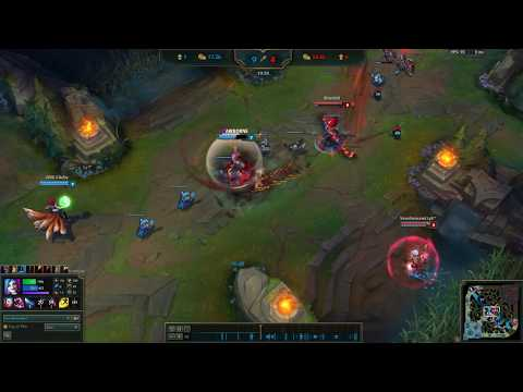 League of Legends - How to play Jinx with new rune system