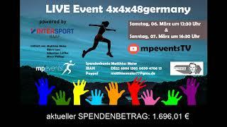 SPENDEN-CHALLENGE #4x4x48germany