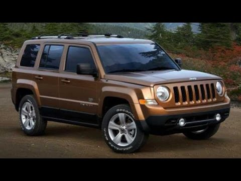 2017 jeep patriot review rendered price specs release date