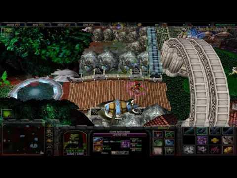 Paranormal Underworld ORPG-Обзор карты