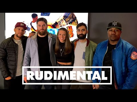 Rudimental Talk New Music, Ed Sheeran & Halloween outfits